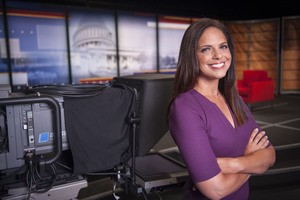 Soledad O'Brien, a prominent broadcast journalist, will speak at Goldstein Auditorium at the Schine Student Center on Thursday at 6:30 p.m.